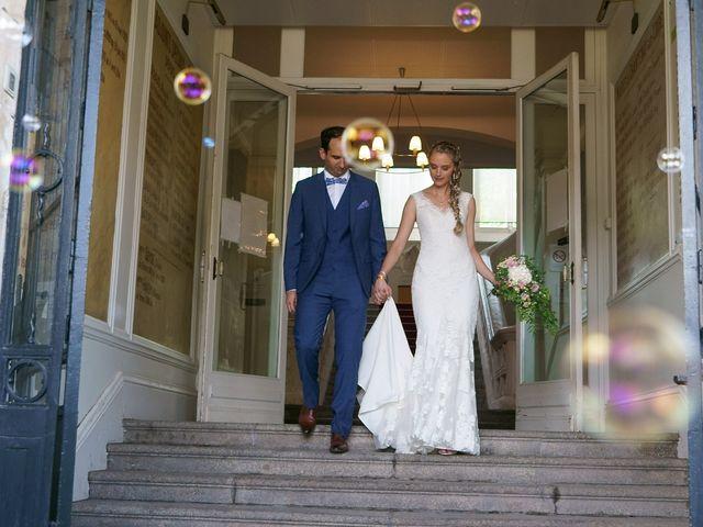 Le mariage de Perrine et Charles à Nantes, Loire Atlantique 38