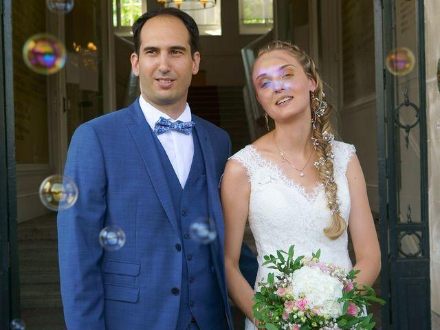 Le mariage de Perrine et Charles à Nantes, Loire Atlantique 44
