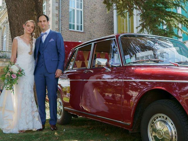 Le mariage de Perrine et Charles à Nantes, Loire Atlantique 51