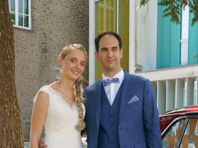 Le mariage de Perrine et Charles à Nantes, Loire Atlantique 52