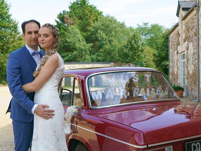 Le mariage de Perrine et Charles à Nantes, Loire Atlantique 54