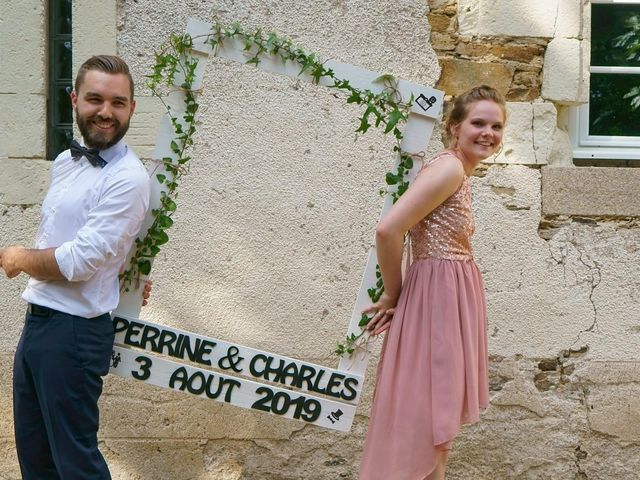 Le mariage de Perrine et Charles à Nantes, Loire Atlantique 63