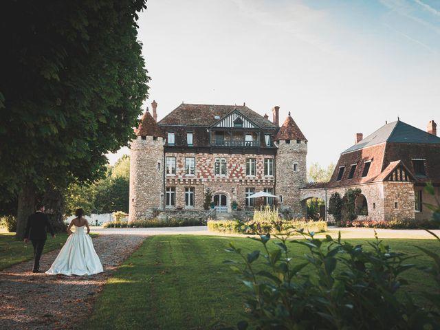 Le mariage de Marjorie et Jean-Baptiste