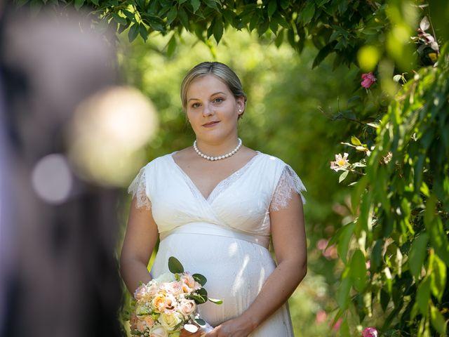 Le mariage de Valérian et Charlotte à Lemberg, Moselle 3