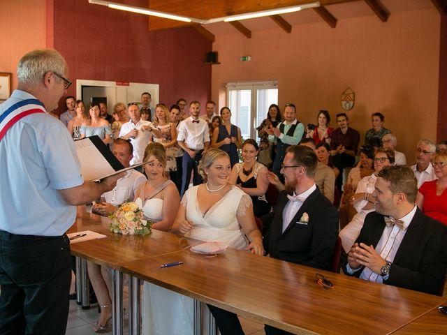 Le mariage de Valérian et Charlotte à Lemberg, Moselle 6
