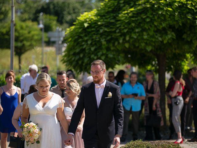 Le mariage de Valérian et Charlotte à Lemberg, Moselle 7