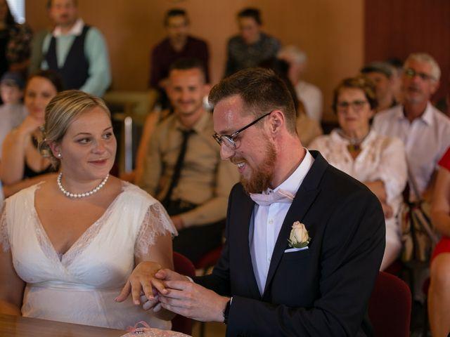 Le mariage de Valérian et Charlotte à Lemberg, Moselle 9