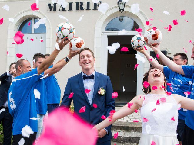 Le mariage de Alexandre et Laurie à Chédigny, Indre-et-Loire 15