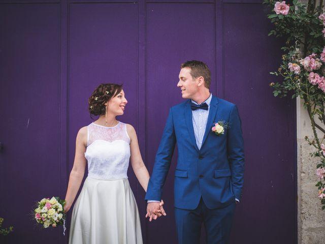 Le mariage de Laurie et Alexandre