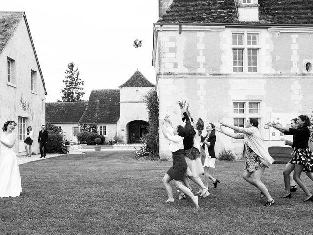 Le mariage de Alexandre et Laurie à Chédigny, Indre-et-Loire 38
