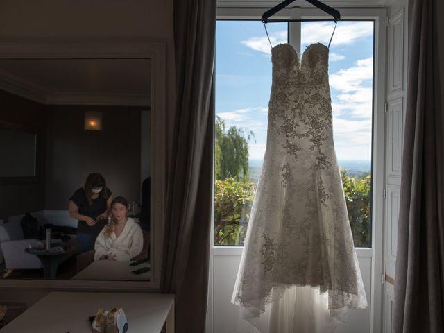 Le mariage de Thomas et Élisa à La Chapelle-de-Guinchay, Saône et Loire 4