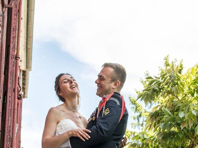 Le mariage de Thomas et Élisa à La Chapelle-de-Guinchay, Saône et Loire 16