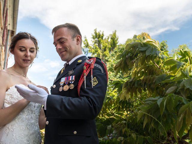Le mariage de Élisa et Thomas