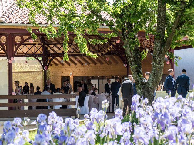 Le mariage de Thomas et Élisa à La Chapelle-de-Guinchay, Saône et Loire 21