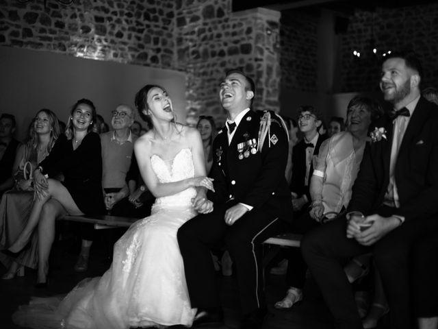 Le mariage de Thomas et Élisa à La Chapelle-de-Guinchay, Saône et Loire 22