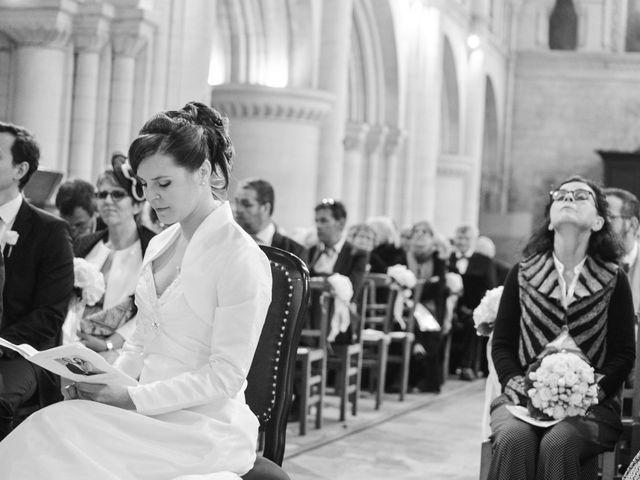 Le mariage de Christophe et Indiana à Ouistreham, Calvados 1