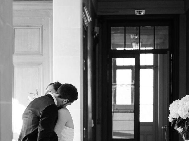 Le mariage de Christophe et Indiana à Ouistreham, Calvados 7