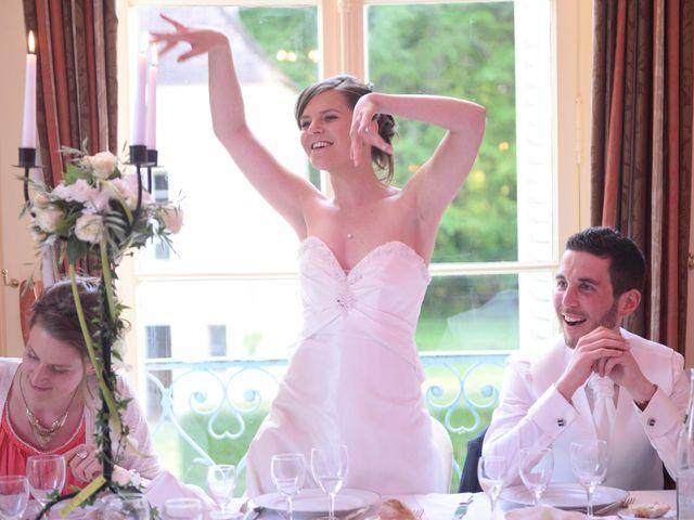 Le mariage de Christophe et Indiana à Ouistreham, Calvados 9