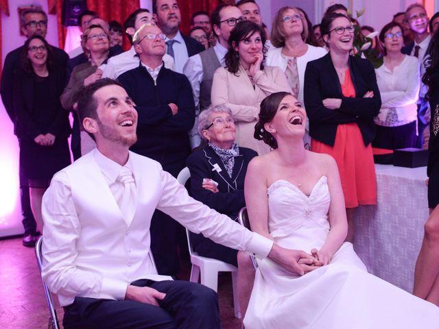 Le mariage de Christophe et Indiana à Ouistreham, Calvados 10
