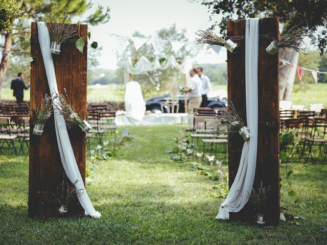 Le mariage de Yannick et Fabienne à Assas, Hérault 9