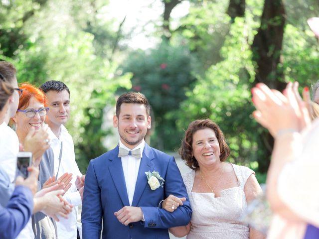 Le mariage de Jérémie et Inès à Mougins, Alpes-Maritimes 4