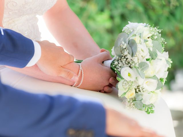Le mariage de Jérémie et Inès à Mougins, Alpes-Maritimes 5