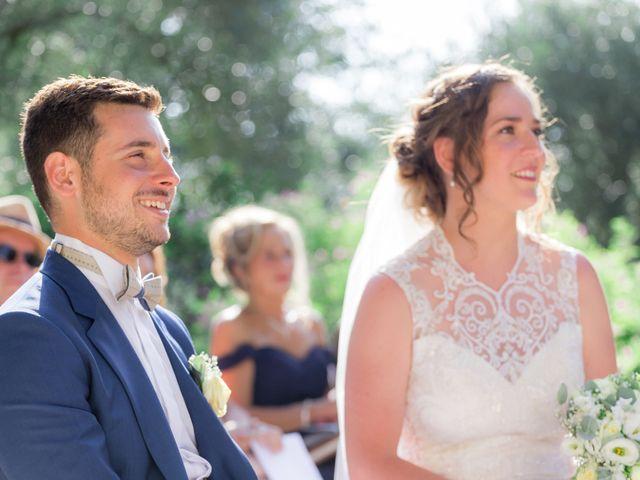 Le mariage de Jérémie et Inès à Mougins, Alpes-Maritimes 6