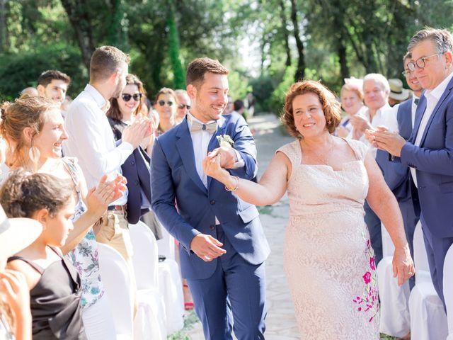 Le mariage de Jérémie et Inès à Mougins, Alpes-Maritimes 11
