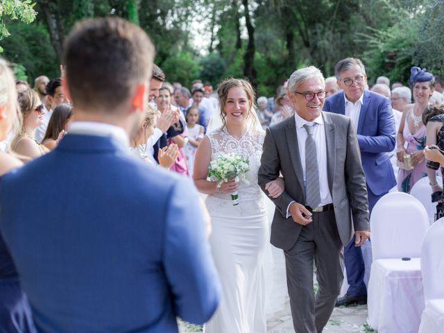 Le mariage de Jérémie et Inès à Mougins, Alpes-Maritimes 17