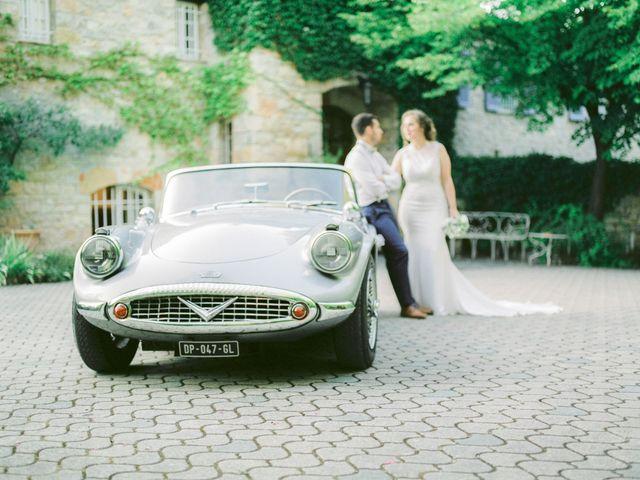 Le mariage de Jérémie et Inès à Mougins, Alpes-Maritimes 42