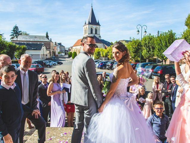 Le mariage de Jérôme et Sandra à Sainte-Geneviève, Oise 10