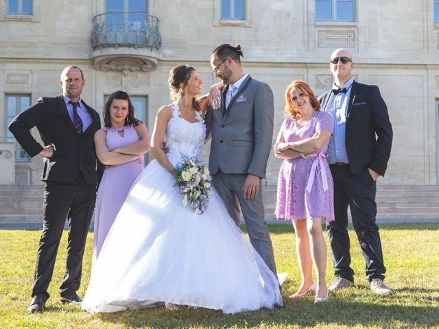 Le mariage de Jérôme et Sandra à Sainte-Geneviève, Oise 17