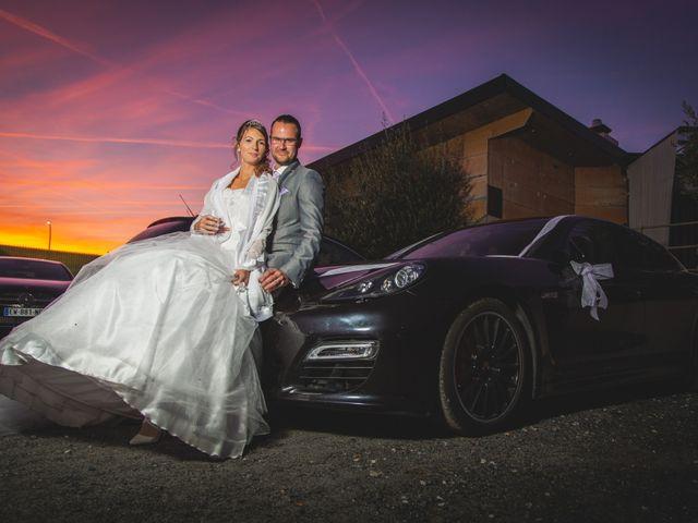 Le mariage de Sandra et Jérôme