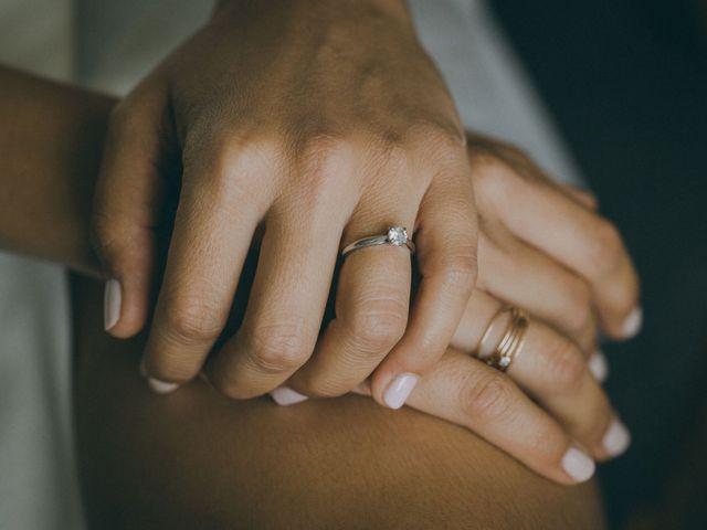 Le mariage de David et Charlotte à La Cadière-d'Azur, Var 3
