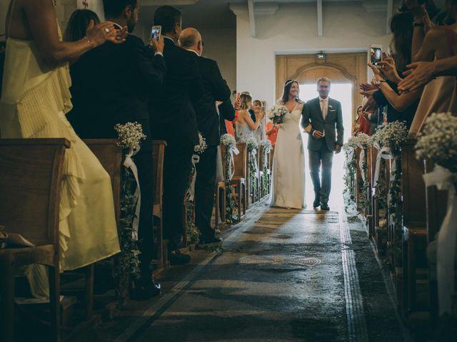 Le mariage de David et Charlotte à La Cadière-d'Azur, Var 16
