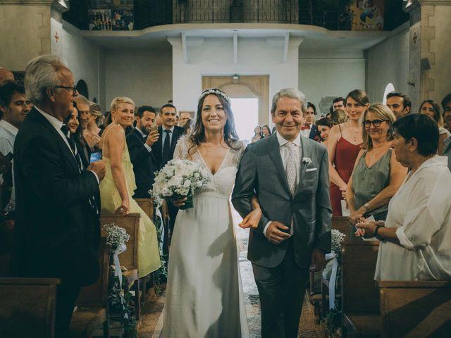 Le mariage de David et Charlotte à La Cadière-d'Azur, Var 17