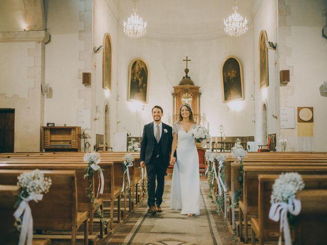 Le mariage de David et Charlotte à La Cadière-d'Azur, Var 31
