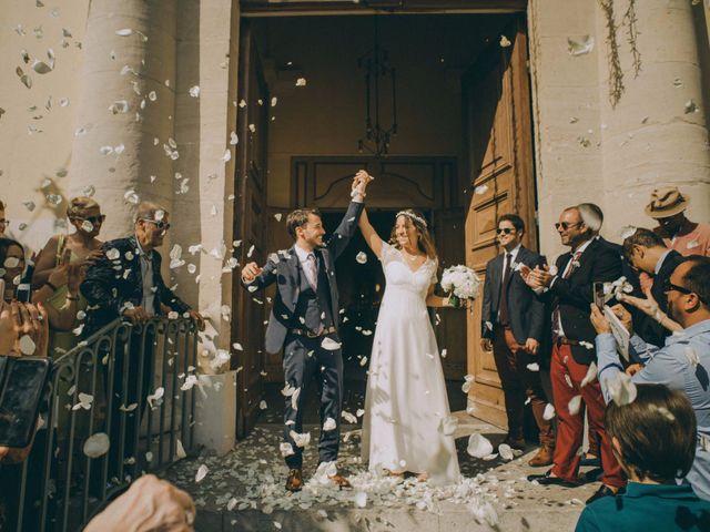 Le mariage de David et Charlotte à La Cadière-d'Azur, Var 32
