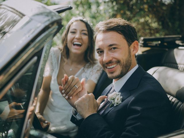 Le mariage de David et Charlotte à La Cadière-d'Azur, Var 36