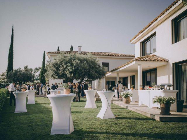 Le mariage de David et Charlotte à La Cadière-d'Azur, Var 41