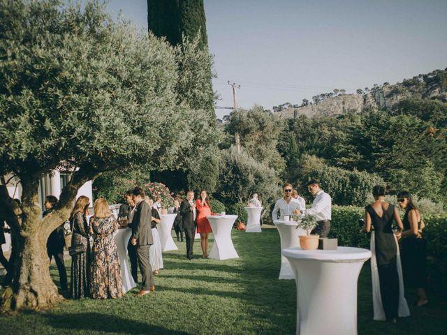 Le mariage de David et Charlotte à La Cadière-d'Azur, Var 45