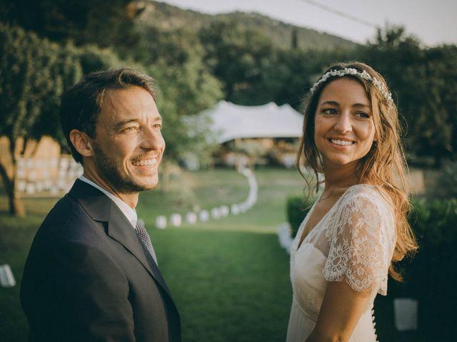 Le mariage de David et Charlotte à La Cadière-d'Azur, Var 56