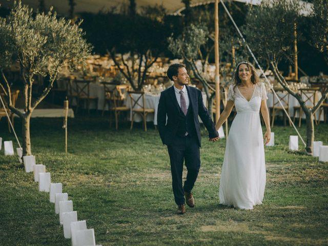 Le mariage de David et Charlotte à La Cadière-d'Azur, Var 57