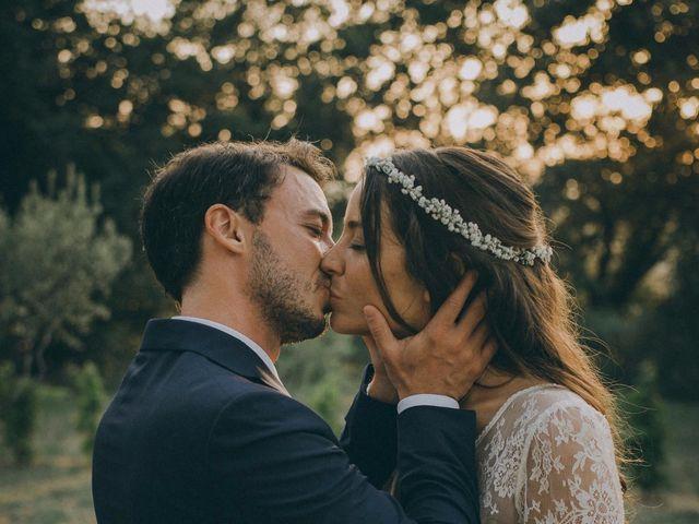 Le mariage de David et Charlotte à La Cadière-d'Azur, Var 61