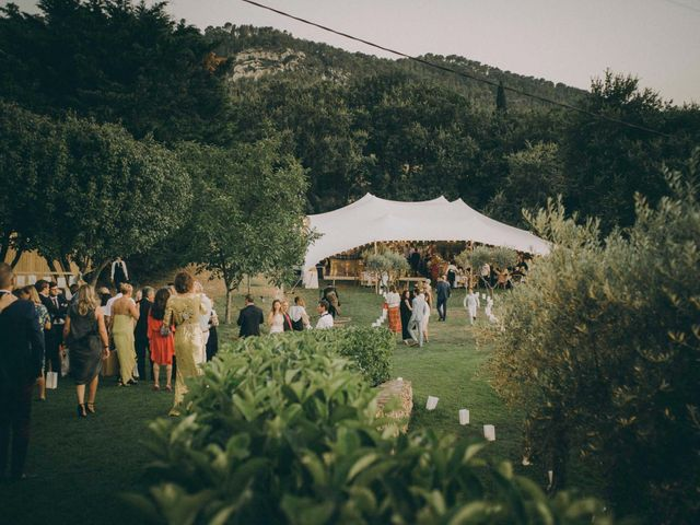 Le mariage de David et Charlotte à La Cadière-d'Azur, Var 63