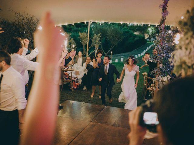 Le mariage de David et Charlotte à La Cadière-d'Azur, Var 64