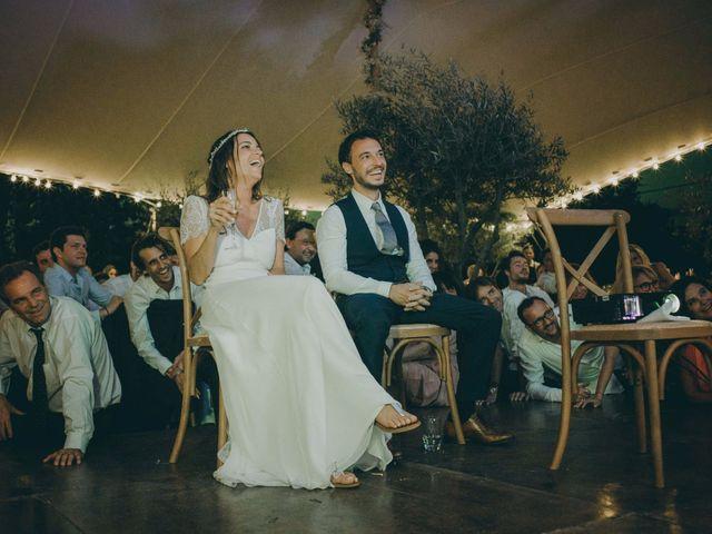 Le mariage de David et Charlotte à La Cadière-d'Azur, Var 68