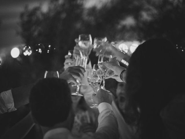 Le mariage de David et Charlotte à La Cadière-d'Azur, Var 72