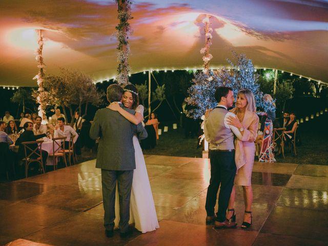 Le mariage de David et Charlotte à La Cadière-d'Azur, Var 73