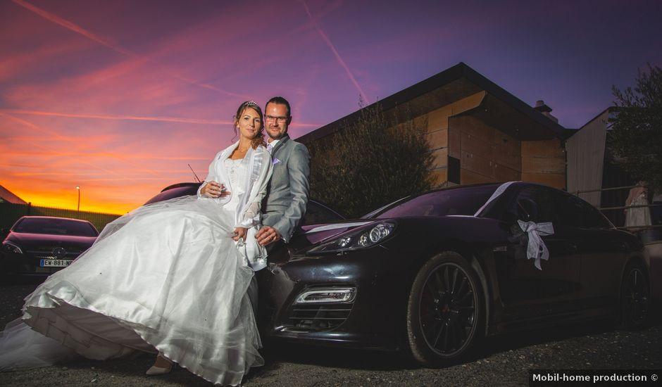 Le mariage de Jérôme et Sandra à Sainte-Geneviève, Oise